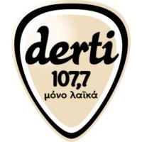 Logo de la radio Derti 107,7