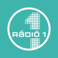 Logo of radio station Rádió 1 Budapest