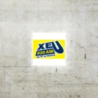 Logo of radio station XEU La U de Veracruz 930 AM