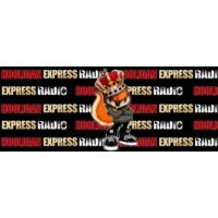 Logo de la radio Hooligan Express Radio