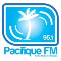 Logo of radio station Pacifique FM