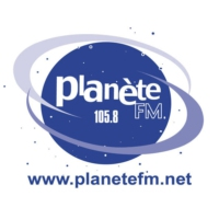 Logo of radio station Planète FM 105.8