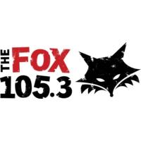Logo de la radio CFXY-FM The Fox 105.3
