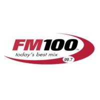 Logo of radio station WMC FM 100