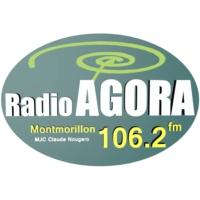 Logo of radio station Radio Agora 106.2 fm