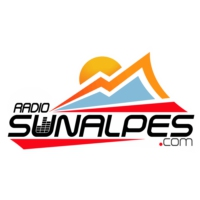 Logo of radio station SunAlpes Radio