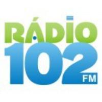 Logo de la radio Rádio 102 FM 102.0 FM Capivari de Baixo