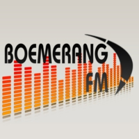 Logo of radio station BoemerangFM