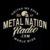 Logo of radio station Metal Nation Radio