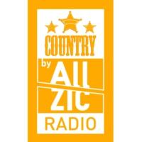 Logo of radio station Allzic Radio COUNTRY