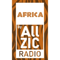 Logo of radio station Allzic Radio Africa