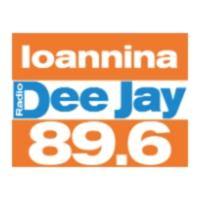 Logo of radio station 89.6 Ioannina DeeJay