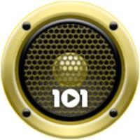 Logo de la radio 101.ru - 90's Gold