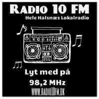 Logo of radio station Radio 10FM
