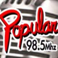 Logo of radio station Radio Cadena Popular