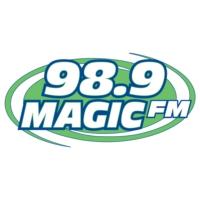 Logo de la radio KIBT 98.9 Magic FM