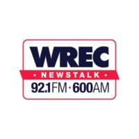 Logo de la radio 600 WREC
