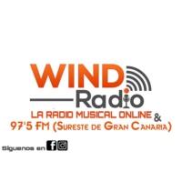 Logo of radio station Wind Radio