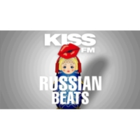 Logo of radio station KISS FM - RUSSIAN BEATS