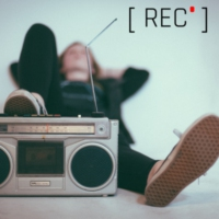 Logo of radio station [REC]