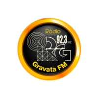 Logo of radio station Radio Gravata FM