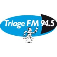 Logo of radio station Triage FM