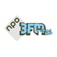 Logo of radio station NPO 3FM Live