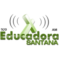 Logo de la radio Ecuadora Santana