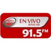 Logo of radio station Zoe Gospel Music