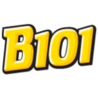 Logo of radio station B101