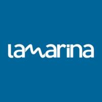 Logo of radio station La Marina