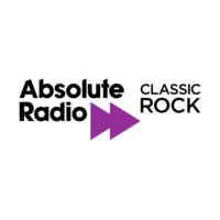 Logo of radio station Absolute Classic Rock
