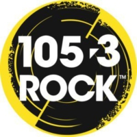 Logo of radio station CKMH-FM 105.3 ROCK