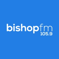 Logo of radio station 105.9 Bishop FM