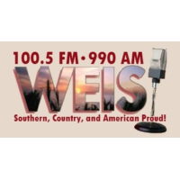 Logo of radio station WEIS Radio