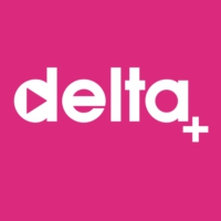 Logo of radio station Delta +