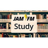 Logo of radio station JAM FM Study