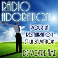 Logo of radio station Adoration FM Gospel & Worship