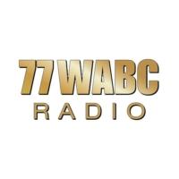 Logo of radio station 77 WABC
