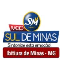 Logo de la radio Rádio Sul de Minas