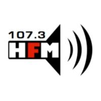 Logo of radio station 107.3 HFM