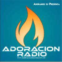 Logo of radio station Adoracion Radio
