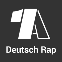Logo de la radio - 1A Deutsch Rap -