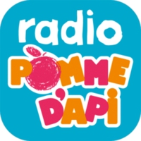 Logo of radio station Radio Pomme d'Api