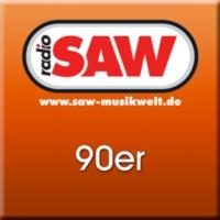 Logo de la radio Radio SAW - 90er