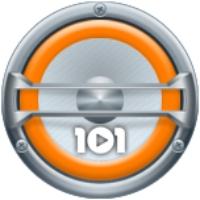 Logo de la radio 101.ru - Linkin Park