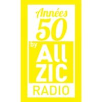 Logo of radio station Allzic Radio ANNEES 50