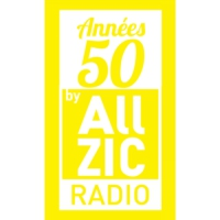 Logo of radio station Allzic Radio ANNEES 50