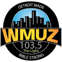 Logo of radio station 103.5 WMUZ The Light
