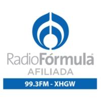 Logo de la radio XHGW Radio Fórmula 99.3 FM